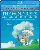 The Wind Rises [Blu-ray+DVD] (Re-Release)