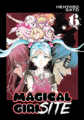 Magical Girl Site - Vol.06: Kindle Edition