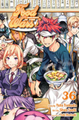 Food Wars!: Shokugeki no Soma - Vol.36: Kindle Edition