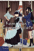 Komi Can't Communicate - Vol.05: Kindle Edition
