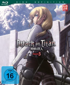 Attack on Titan: Staffel 3 - Vol. 2/4 [Blu-ray]