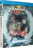 Radiant: Season 2 - Part 1/2 [Blu-ray+DVD]