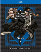 JoJo's Bizarre Adventure - Box 2 [Blu-ray]