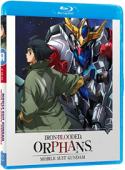 Mobile Suit Gundam: Iron-Blooded Orphans - Season 2: Collector's Edition [Blu-ray] + Artbook