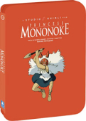 Princess Mononoke - Limited Steelbook Edition [Blu-ray+DVD]