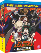 My Hero Academia: Season 1-3 [Blu-ray]