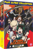 My Hero Academia: Season 1-3