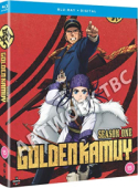 Golden Kamuy: Season 1 [Blu-ray]