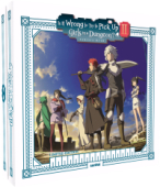 Is it Wrong to Try to Pick Up Girls in a Dungeon?: Season 2 - Limited Edition [Blu-ray+DVD]