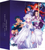 Sword Art Online: Alicization - Part 1/2: Collector's Edition [Blu-ray] + Artbox
