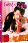 Sex & Zen - Limited Mediabook Edition [Blu-ray+DVD]: Cover B