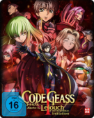Code Geass: Lelouch of the Rebellion - Movie 1: Initiation - Steelcase Edition [Blu-ray]