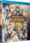 Dr. Stone: Season 1 - Part 2/2 [Blu-ray+DVD]