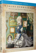 Violet Evergarden: Eternity and the Auto Memory Doll [Blu-ray+DVD]