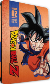 Dragon Ball Z: Season 2 - Steelbook [Blu-ray]