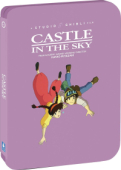 Castle in the Sky - Limited Steelbook Edition [Blu-ray+DVD]