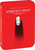 Spirited Away - Steelbook [Blu-ray+DVD]