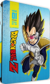 Dragon Ball Z: Season 1 - Steelbook [Blu-ray]