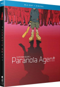Paranoia Agent - Complete Series (Uncut) [Blu-ray]