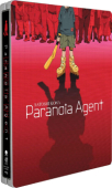 Paranoia Agent - Complete Series: Limited Steelbook Edition (Uncut) [Blu-ray]