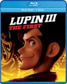Lupin III: The First [Blu-ray+DVD]