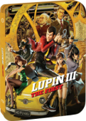 Lupin III: The First - Steelbook [Blu-ray+DVD]