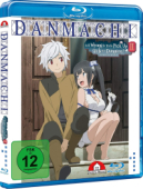 DanMachi: Is It Wrong to Try to Pick Up Girls in a Dungeon? - Familia Myth 2: Vol.1/4 [Blu-ray]