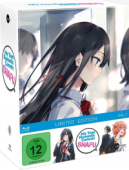 My Teen Romantic Comedy SNAFU - Vol. 1/3: Limited Mediabook Edition [Blu-ray] + Sammelschuber