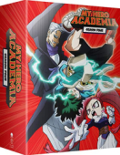 My Hero Academia: Season 4 - Part 2/2: Limited Edition [Blu-ray+DVD] + Artbox