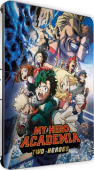 My Hero Academia: Two Heroes - Steelbook [Blu-ray]