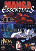 Akira / Ghost in the Shell / Ninja Scroll
