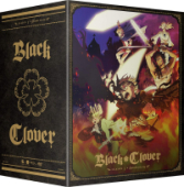 Black Clover: Season 3 - Part 3/5: Limited Edition [Blu-ray+DVD] + Artbox