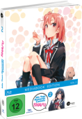 My Teen Romantic Comedy SNAFU - Vol. 2/3: Limited Mediabook Edition [Blu-ray]
