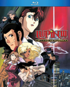 Lupin the Third: Missed by a Dollar [Blu-ray]