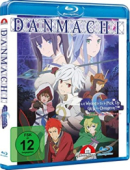 DanMachi: Is It Wrong to Try to Pick Up Girls in a Dungeon? - Arrow of Orion [Blu-ray]