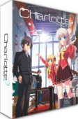 Charlotte - Complete Series: Limited Edition [Blu-ray]
