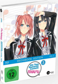 My Teen Romantic Comedy SNAFU - Vol. 3/3: Limited Mediabook Edition [Blu-ray]