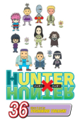 Hunter X Hunter - Vol. 36