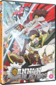 Cannon Busters - Complete Series