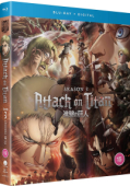 Attack on Titan: Season 3 [Blu-ray]