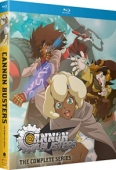 Cannon Busters - Complete Series [Blu-ray]