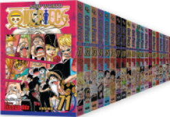 One Piece - Box 4 (Vol. 71-90)