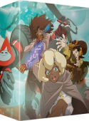 Cannon Busters - Complete Series: Limited Edition [Blu-ray+DVD]