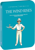 The Wind Rises - Limited Edition Steelbook [Blu-ray+DVD]