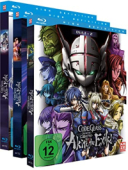 Code Geass: Akito the Exiled - Komplettset [Blu-ray]