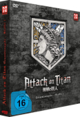 Attack on Titan: Staffel 1 - Gesamtausgabe: Deluxe Edition