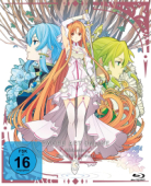 Sword Art Online: Alicization - War of Underworld - Vol. 3/4 [Blu-ray]