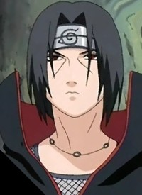 Itachi UCHIHA is a character of anime »Naruto Shippuuden: Sunny Side Battle!!!« and of manga »Naruto: Itachi Shinden - Anya-hen«.