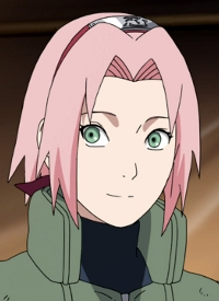 Sakura HARUNO is a character of anime »Naruto« and of manga »Naruto«.