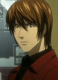 Light YAGAMI is a character of anime »Death Note« and of manga »Death Note«.